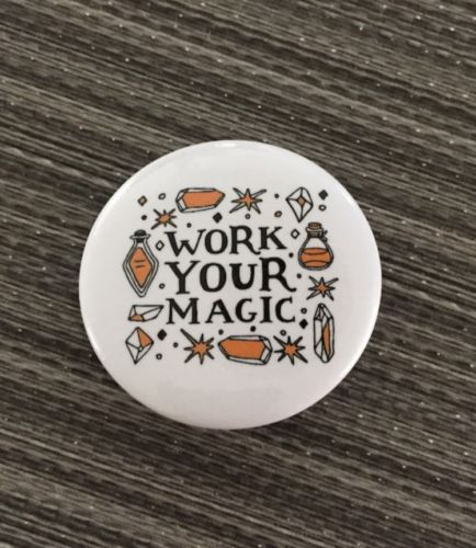 1.25 Inch Round Custom Pinback Buttons photo review